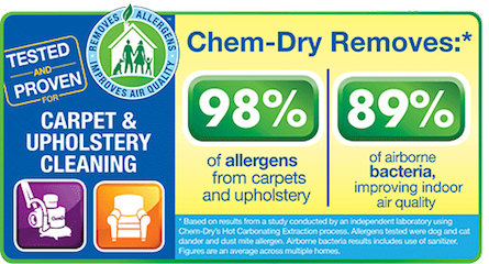Chem-Dry of St. Marys Upholstery & Carpet Cleaning
