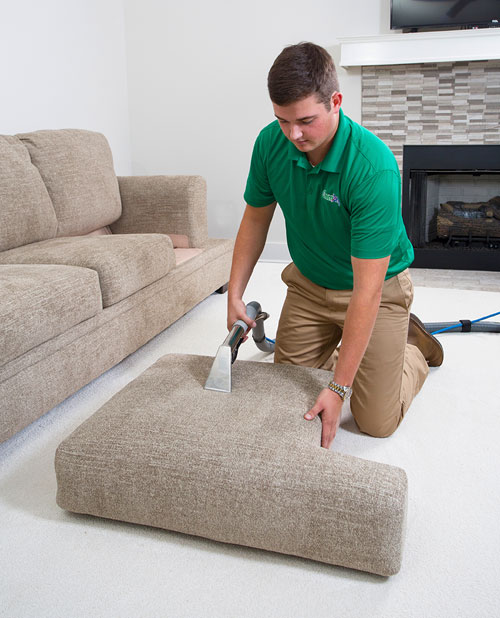 Chem-Dry of St. Marys professional upholstery cleaning