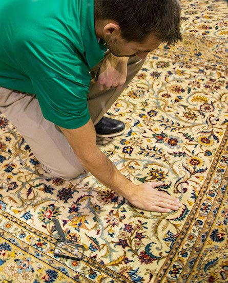 Professional Area and Oriental Rug Cleaning by Chem-Dry of St. Marys